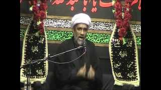 08 Night of 21st Muharram 1436 by Molana Nadir Sadiqi