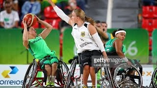 Day 2 morning | Wheelchair Basketball highlights | Rio 2016 Paralympic Games