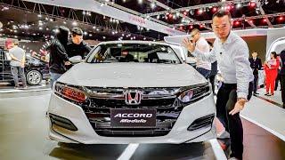Chi tiết xe Honda Accord 2019 Modulo nhập Thái về Việt Nam giá 1,7 tỷ | XEHAY
