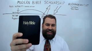 Video: Modern Bible Scholarship: Westcott-Hort had the view 'Older is Better' - Robert Breaker