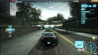Need for Speed World Max Settings without Motion Blur