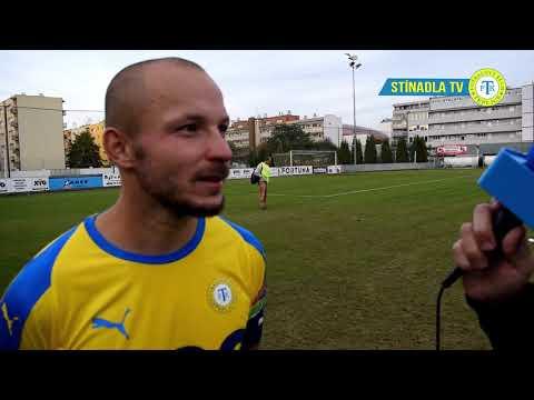 Rozhovory po utkání poháru na Vltavínu (26.9.2018)