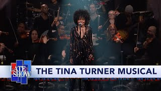 """TINA: The Tina Turner Musical"" Cast Perform ""River Deep / Mountain High"""