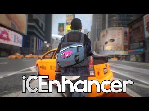 GTA IV GRAPHICS MOD! - iCEnhancer 3.0 [1080p]
