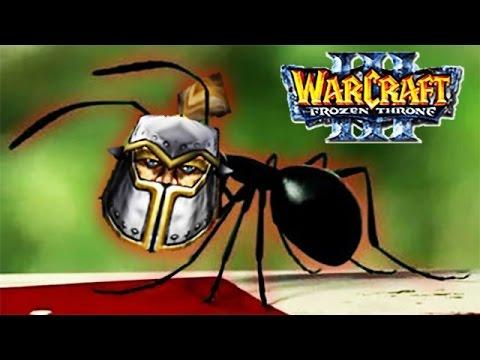 Строим империю Муравьев в Warcraft 3