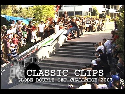 Globe University Double Set Challenge 2007 Classic Event #16 Australia P Rod