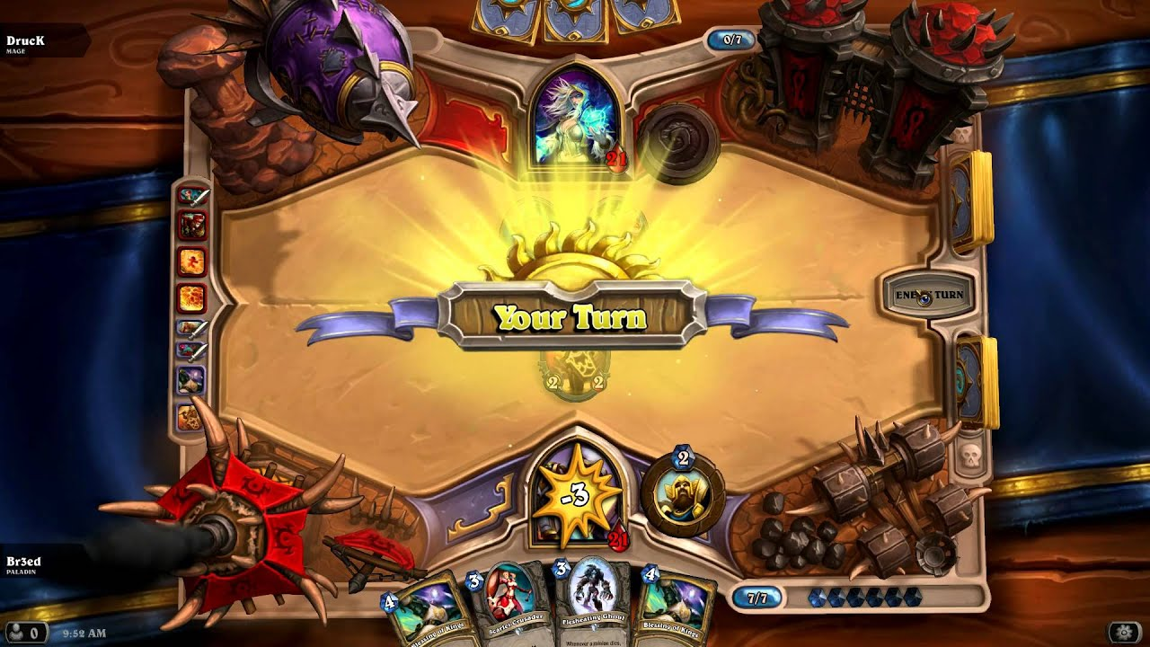 Matchmaking hearthstone arena
