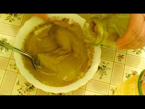 Горчица на огуречном рассоле  Горчица получается вкусной