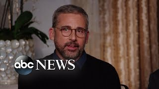Steve Carell calls Donald Rumsfeld 'the part I was born to play'