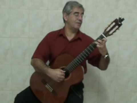Waltz, Op. 41, Nr 4 (N. Coste) - Edson Lopes, guitar