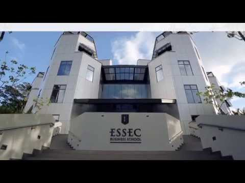 ESSEC & Mannheim Executive MBA Asia-Pacific