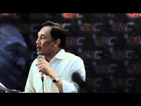 Dialog Anak Muda Bersama Datuk Seri Anwar Ibrahim Sessi Soal Jawab 2