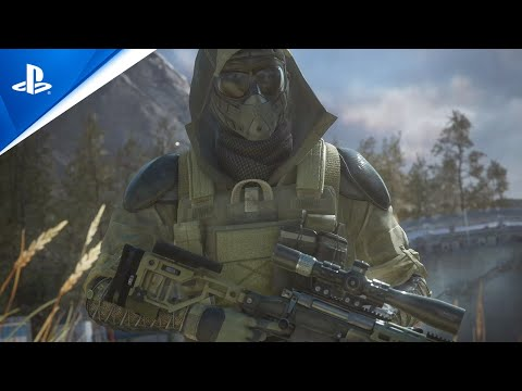 Sniper Ghost Warrior Contracts 2 - Gameplay Reveal Trailer   PS5, PS4