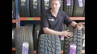 How do I choose the right tyres for my truck.. After new tyres for your SUV?