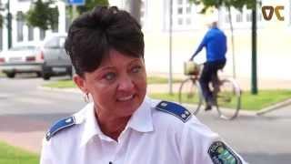 Búcsúzik Kis Rozália rendőr főhadnagy
