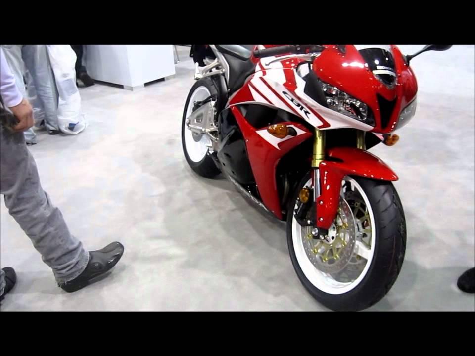 2012 Honda Cbr 600rr Youtube