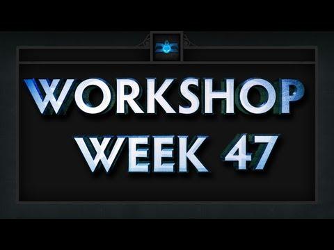 Dota 2 Top 5 Workshop - Week 47