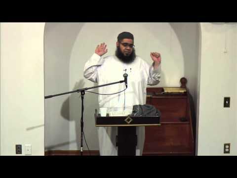 Maulana Mikaeel - Tafseer on 5/16/2014