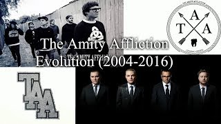The Amity Affliction Evolution (2003-2017)