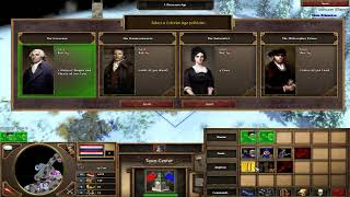 Age of Empires 3 Dutch Gameplay 6
