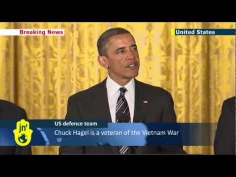 Anti-Israeli Defense Secretary? Barack Obama names Hagel to Pentagon and Brennan to CIA