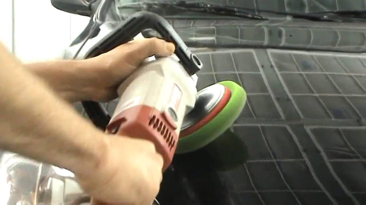 Как сделать машинку для полировки авто своими руками 82