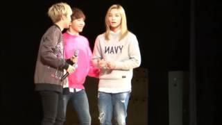 SEVENTEEN fangirling over Jeonghan