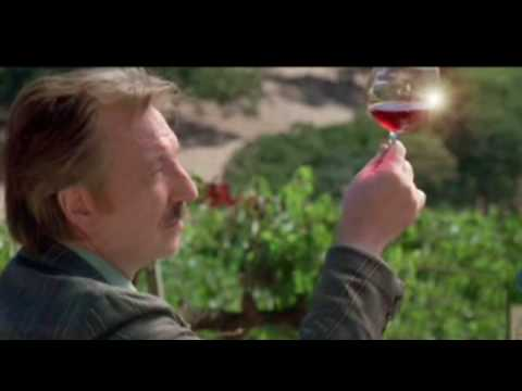 Alan Rickman and wine