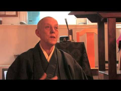 Teaching by Zen Buddhist Priest - 1 of 5