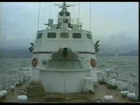 MIRAGE Patrol Boat - High speed and manoeuvrability, together with sufficient fire-power Video