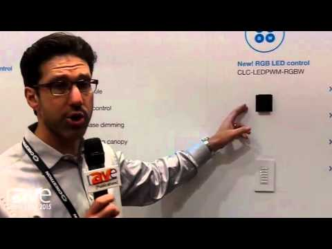 CEDIA 2015: Crestron Goes Over Its New CLC-FANDELVEX Wireless Ceiling Fan Controller
