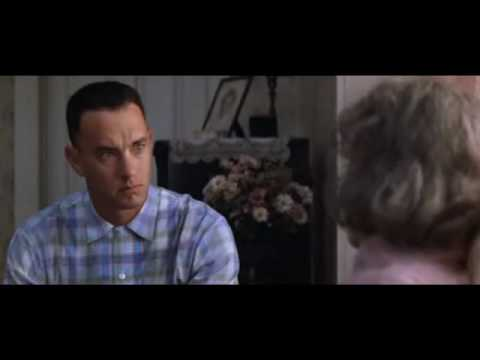 Forrest Gump Mrs Gump Dying Speech