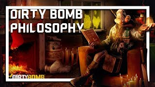 Philosophical Dirty Bomb
