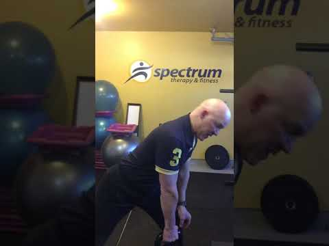 Spectrum Therapy and Fitness- KB Workout 2- 21 Day Challenge