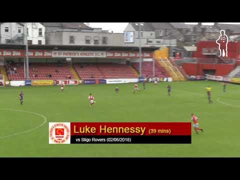 Luke Hennessy (vs Sligo Rovers 02/06/2018)