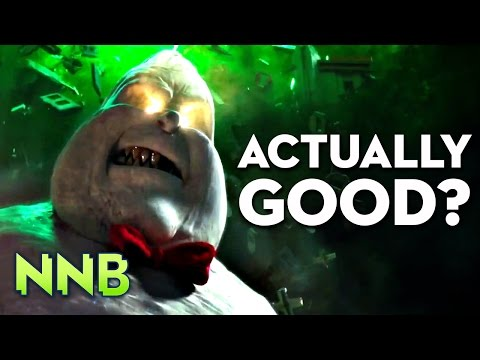 New Ghostbusters Trailer ACTUALLY GOOD?!