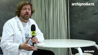 ORGATEC 2016 | Extremis - Dirk Wynants