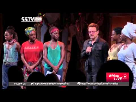 Broadway play dedicated to 2 girls abducted by Boko Haram