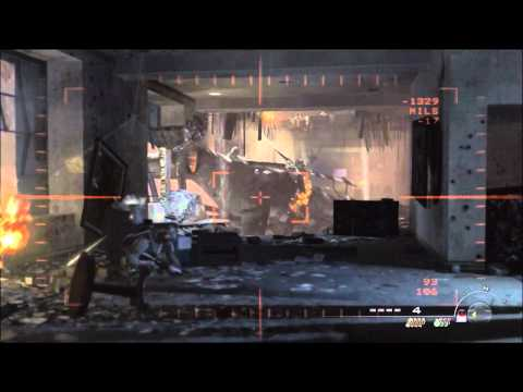 Call of Duty: Modern Warfare 3 Walkthrough- Part 1