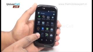 Motorola Fire XT - UniverCell The Mobileexpert Reviews