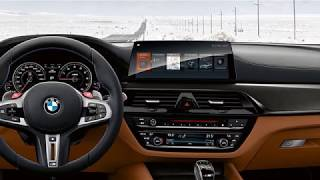 2019 BMW M5 Competition INTERIOR - Better Than AUDI RS7 ?