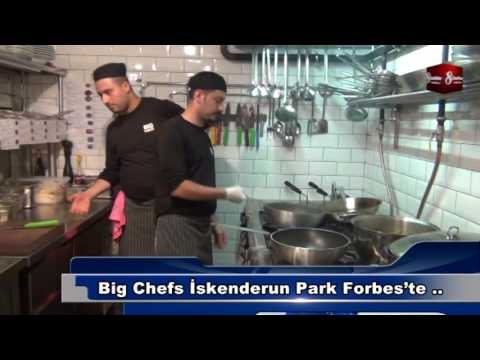 Big Chefs İskenderun Park Forbes'te     8hunhaber