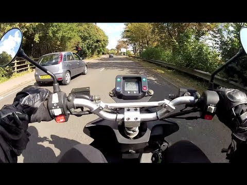 Pulse Ghost 50cc Unrestricted 70kmh   GoPro HD Hero 2