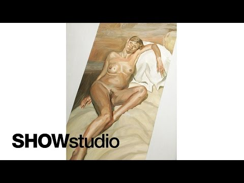 SHOWstudio: Subjective - Kate Moss interviewed by Nick Knight about Lucian Freud