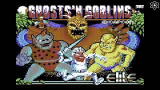 Kernspieler - SIDnight Disco #58 - Ghosts 'n Goblins [C64]