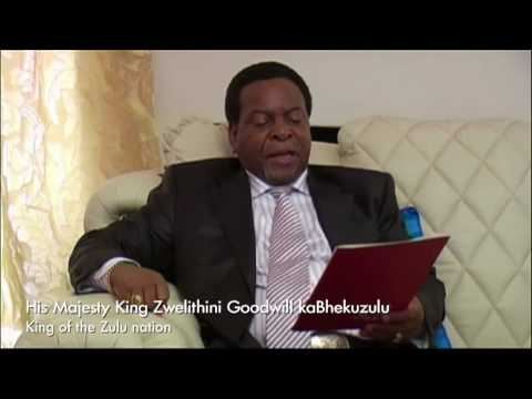 King Zwelithini Goodwill kaBhekuzulu on .ZULU