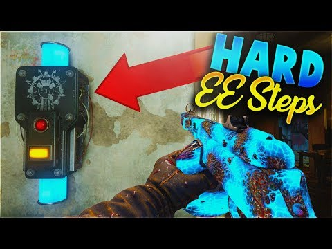 Top 10 Hardest Easter Egg Steps in Call of Duty Zombies History! (Call of Duty Black Ops Zombies)