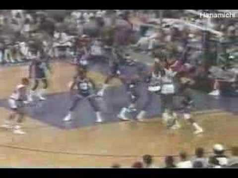 1984 USA Olympic Team vs NBA All-Stars