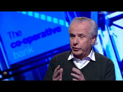 NEWSNIGHT: Lord Myners on fixing the Co-Op