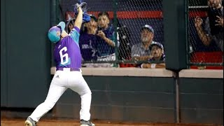 LLWS Best Defensive Plays 2019